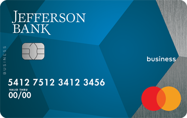 Jefferson Bank Business Credit Card